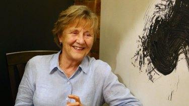 Novelist, short-story writer, screenwriter and journalist Helen Garner.