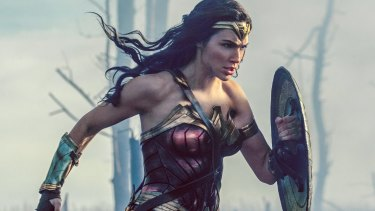 Wonder Woman is a breath of fresh air.