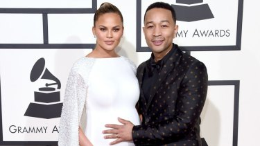 Chrissy Teigen chose a female embryo so John Legend could have a daughter.