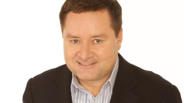 Former 2DayFM newsreader Geoff Field was made redundant after 18 years on air at the station.