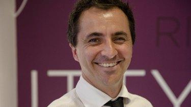 David Jordan is the general manager at Baskin-Robbins Australia.