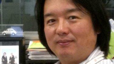 Reuters cameraman Hiro Muramoto who was killed in Bangkok in 2010.