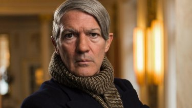 Antonio Banderas plays Pablo Picasso in National Geographic's series Genius.