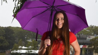 Grace Corr can begin university without spending a year working to raise funds.