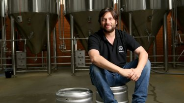 Lebanese craft brewer Mazen Hajjar has evolved from airline chief executive and war photographer to brewer.