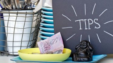 Most Australian's are confused by tipping etiquette, a new study as found.