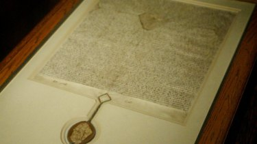 More Australians know of the 1297 Magna Carta than they do of the Australian Constitution, according to an Ipsos MORI survey.