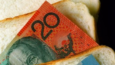 The rich get benefits from salary sacrificing despite facing big tax bills.
