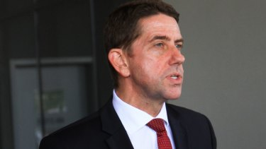 Health Minister Cameron Dick has announced that funding for the HIV Foundation Queensland will be cut.