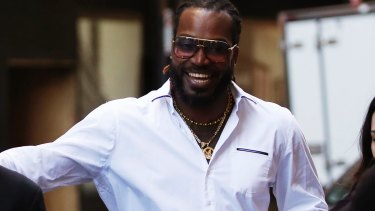 Chris Gayle is suing Fairfax Media for defamation.