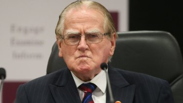 Controversial comments: Fred Nile.