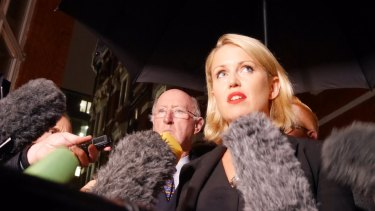 Julian Assange lawyer Jennifer Robinson
