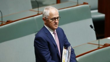 Malcolm Turnbull, struggling in the polls, suddenly wants a mega-department in charge of national security.