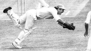 Rod Marsh's contribution went beyond his athleticism.