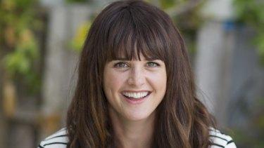 Author Hannah Tunnicliffe