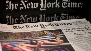Apple has previously removed news apps from its China app store, but none as high-profile as the New York Times.