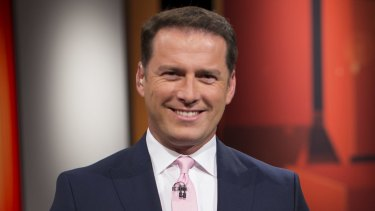 Karl Stefanovic kept a tighter rein on panellists in this week's show.