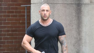 Pasquale Barbaro was shot dead at Earlwood.