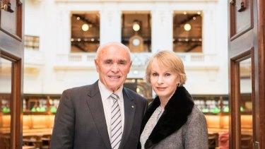 Paul Little and Jane Hansen are donating $3.5 million.