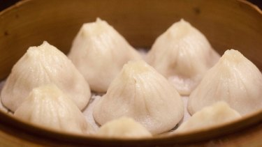 Burgers are making way for steamed dumplings as Chinese consumers move to more-traditional fare.