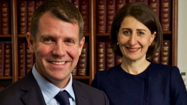 Waiting in the wings? Will Gladys Berejiklian be the new NSW premier?