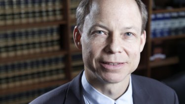 Santa Clara County Superior Court Judge Aaron Persky,.