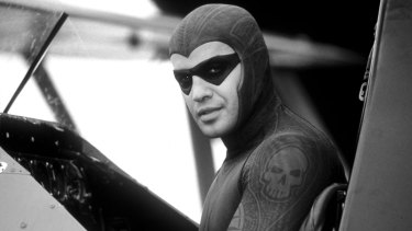 Billy Zane as the legendary jungle ruler in the movie version.