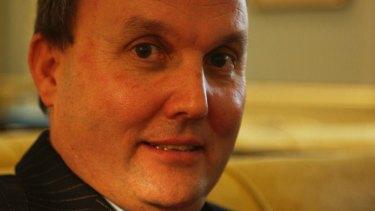 Philip McNaughton, a senior member of the Exclusive Brethren, in 2006