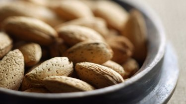 Almonds are the nut of the moment thanks to the Paleo movement.