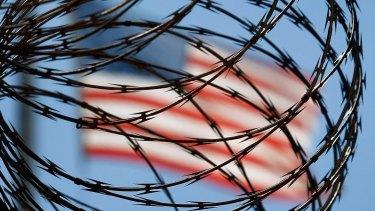 Guantanamo Bay military prison.