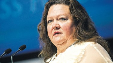 Gina Rinehart is looking to bid with Chinese interests for Kidman & Co, the pastoral empire.