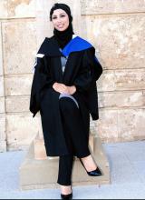 Panelist Aisha Novakovich.