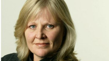 Former ABC journalist Libby Price took up a job as editor of the Benalla Ensign in 2014.
