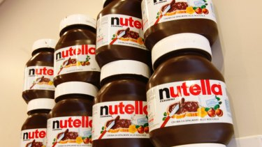 The outcry is slightly ironic when considering Nutella's history.