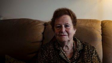 'People must remember': Yelena Gorodetsky.