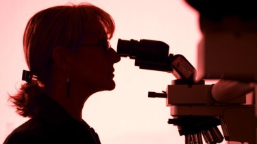 Only one-fifth of senior academic positions in the sciences are currently held by women.