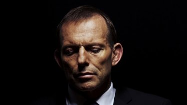 Tony Abbott: expect anything he says to be given more importance than it deserves.