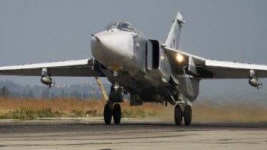 Syrian rebels had brought down a Russian warplane, sources say.