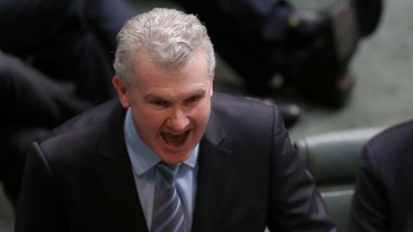 "Labor finance spokesman Tony Burke: ""There's no way of increasing the revenue for [the GST] without hurting people who can least afford it."""