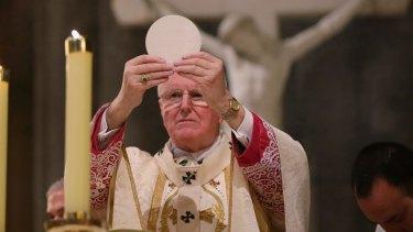 Confession cannot be broken: Australian Catholic Bishops Conference president Archbishop Denis Hart.