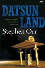 <i>Datsunland<i/>, By Stephen Orr.