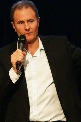 Newcastle ABC radio presenter Craig Hamilton.
