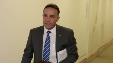 Mr Nikolic, a Tasmanian MP, will be appointed chair of the parliamentary joint committee on intelligence and security.