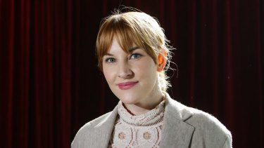 From Geraldton to the wharf: Patrick Wright Playwright's Fellowship winner Kate Mulvany.