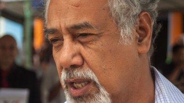 Xanana Gusmao led the negotiations at The Hague.