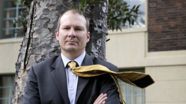 Industry superannuation fund Cbus chief executive David Atkin says he was unaware of members' details being leaked.