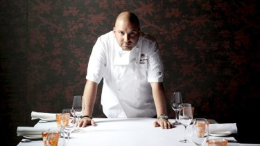 Celebrity chef George Calombaris may open a restuarant in the former Society venue.