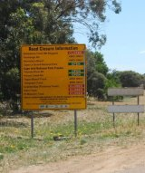 A number of roads have been closed in the Shire of Esperance due to bushfires.
