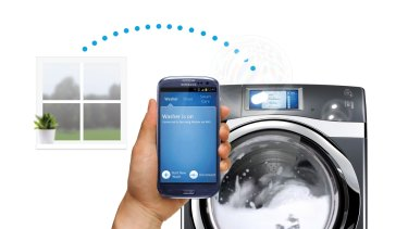 With departments that make home appliances and other electronics as well as its fading mobile phone division, Samsung could be well placed to deliver an internet of things solution.