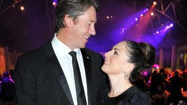 Glenn and Sara McGrath.